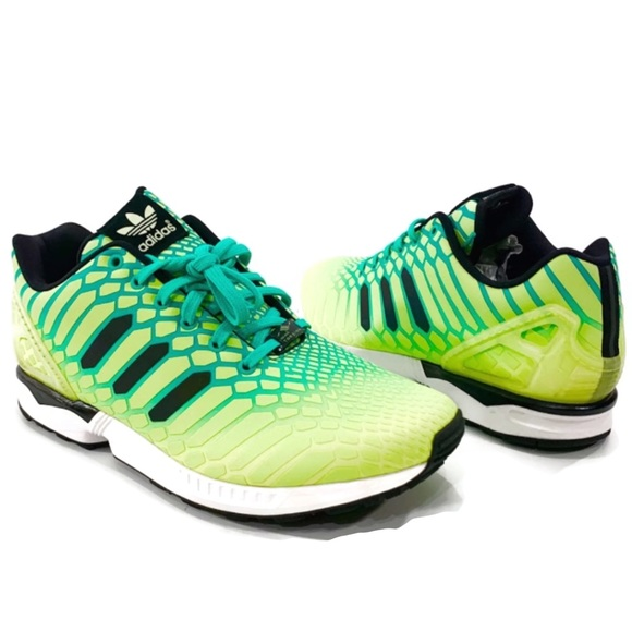 huge discount 75f6d 13a91 Adidas ZX Flux XENO Men's Reflective Running Shoes